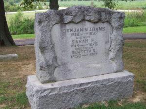 Adams, Benjamin