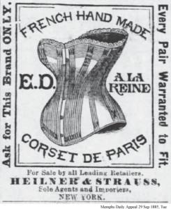 Corset De Paris