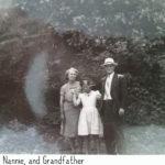 Mary Frances Piercy Nichols and Dr. E. R. Nichols