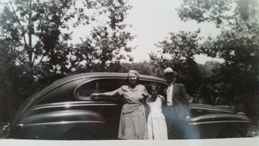 Mary Frances Piercy Nichols and Elbert Royal Nichols,