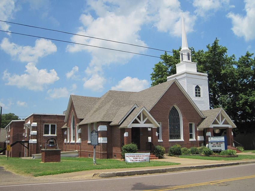 Munford First United Methodist Church