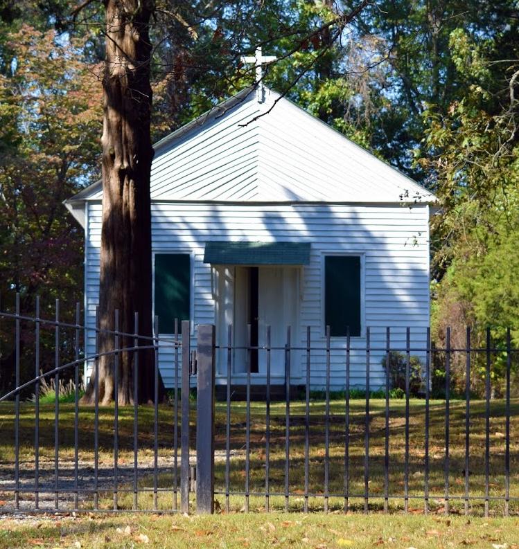 Old Trinity Episcopal Church