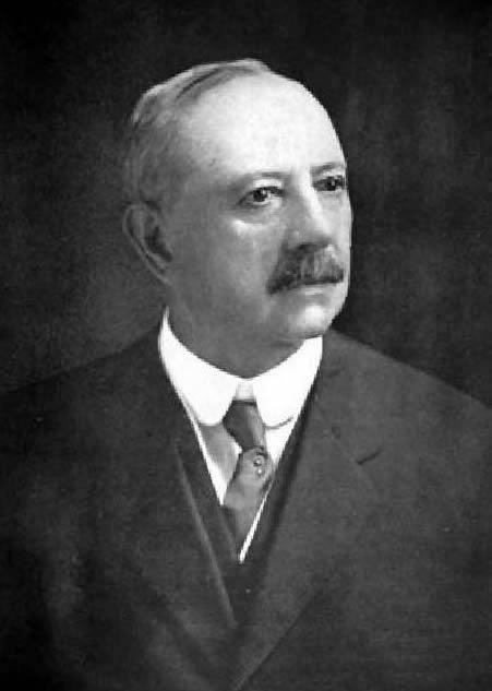 Portrait of James Franklin Hunter