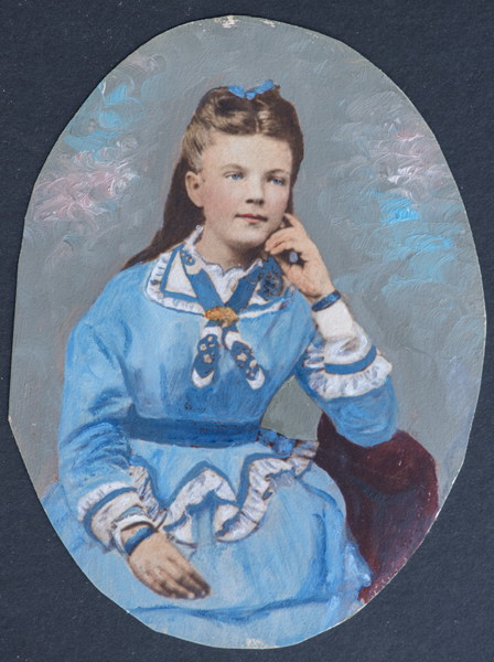 Matilda Jane Roe Glass
