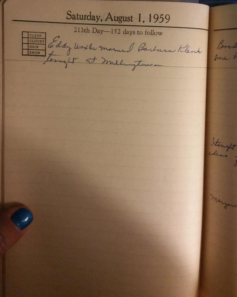 1 Aug 1959