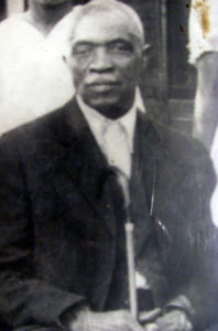 Alston, Major Hinton Sr.