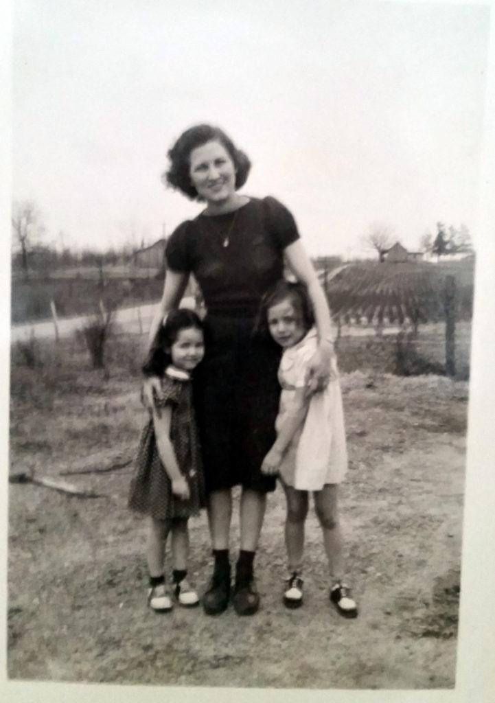 Frances, Margaret and Nancy